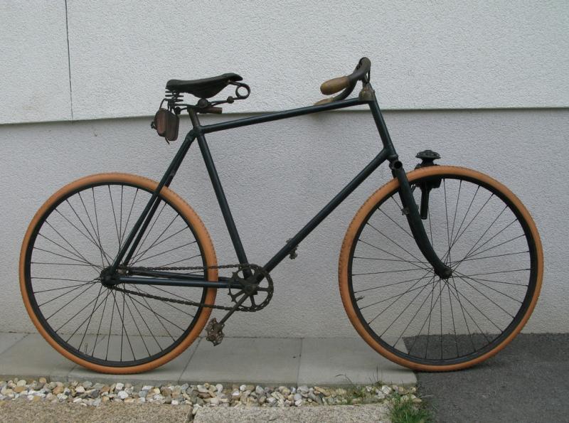 safety bicycle gladiator 1865