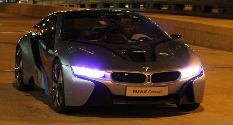 Bmw Readying 500 Horse I8s Hybrid Supercar For 2017 Launch