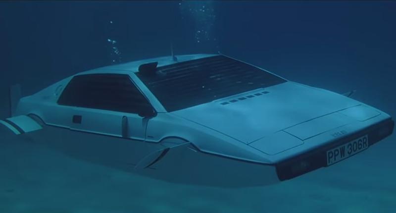 Esprit submarine