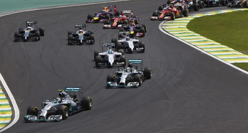 Brazil GP 2014 Formula 1