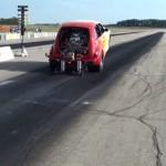 Car Wheelie