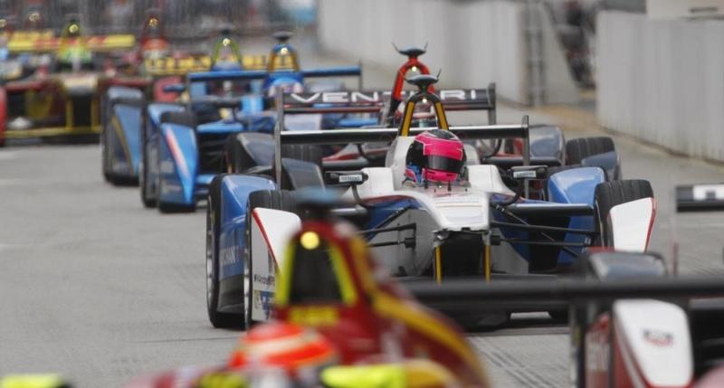 Formula E Malaysia Nov 2014