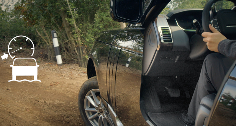 Range Rover Automated