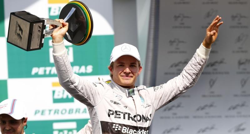 Rosberg Brazil GP 2014 Formula 1