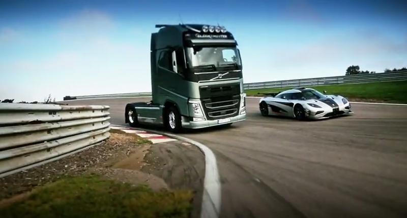 Volvo Koenigsegg