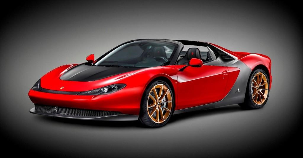 Ferrari 458 Sergio Pininfarina