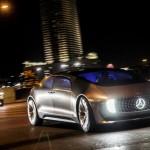 Mercedes Benz F 015