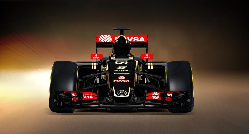 Lotus E23 launch
