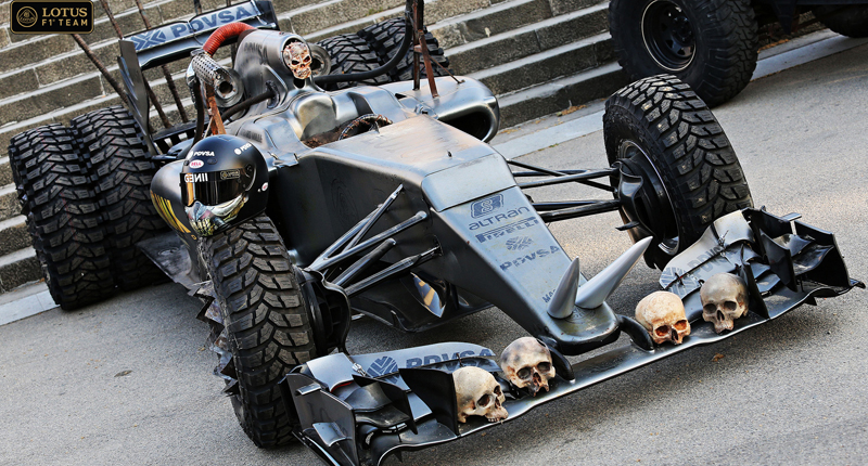 Lotus Mad Max