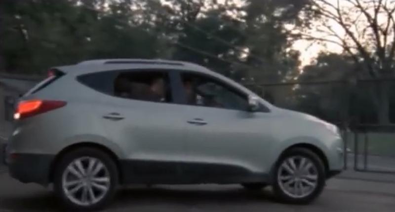 Walking Dead Hyundai