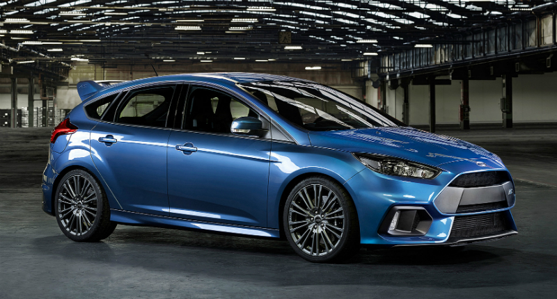 2016 Ford Focus Rs Price Leaks Puts A Smile On Everyone S Faces Motorburn