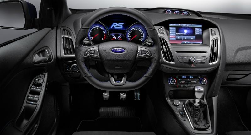 Focus RS inside