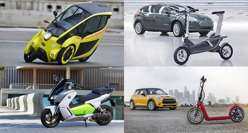 5 Electric Scooters That Show Automakers Are Finally Taking Congestion Seriously