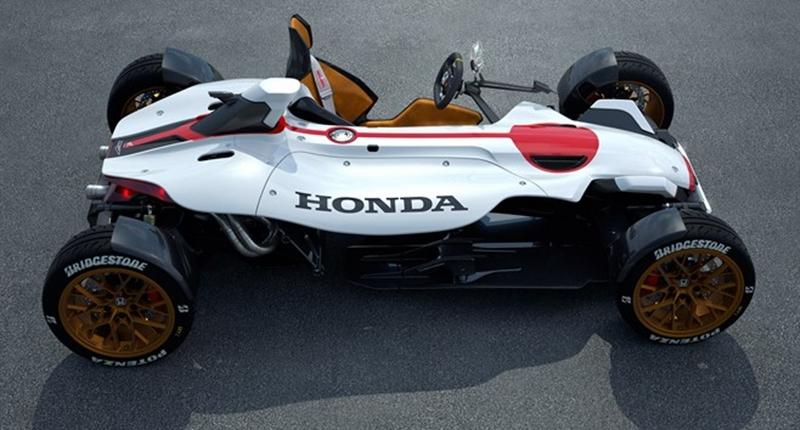 Honda 2 and 4