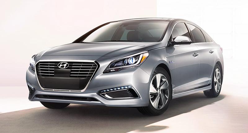 2016 Sonata Hybrid