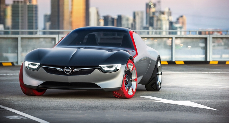 Opel Thinks Its Gt Concept Is The Future Of Sports Cars Motorburn