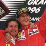 Scuderia Ferrari website