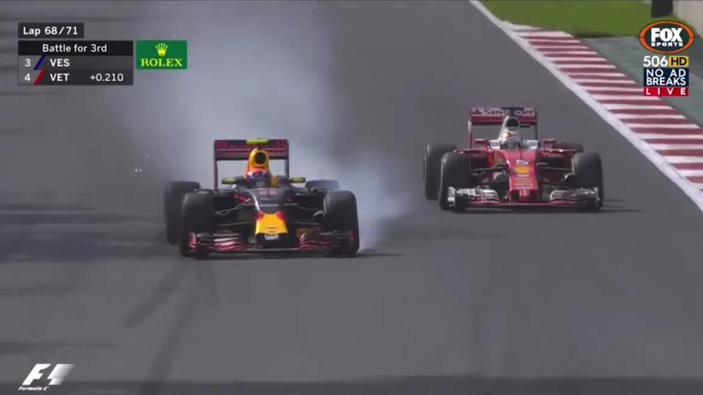 Ferrari Red Bull Sebastian Vettel
