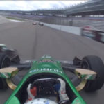 indycar series crashes