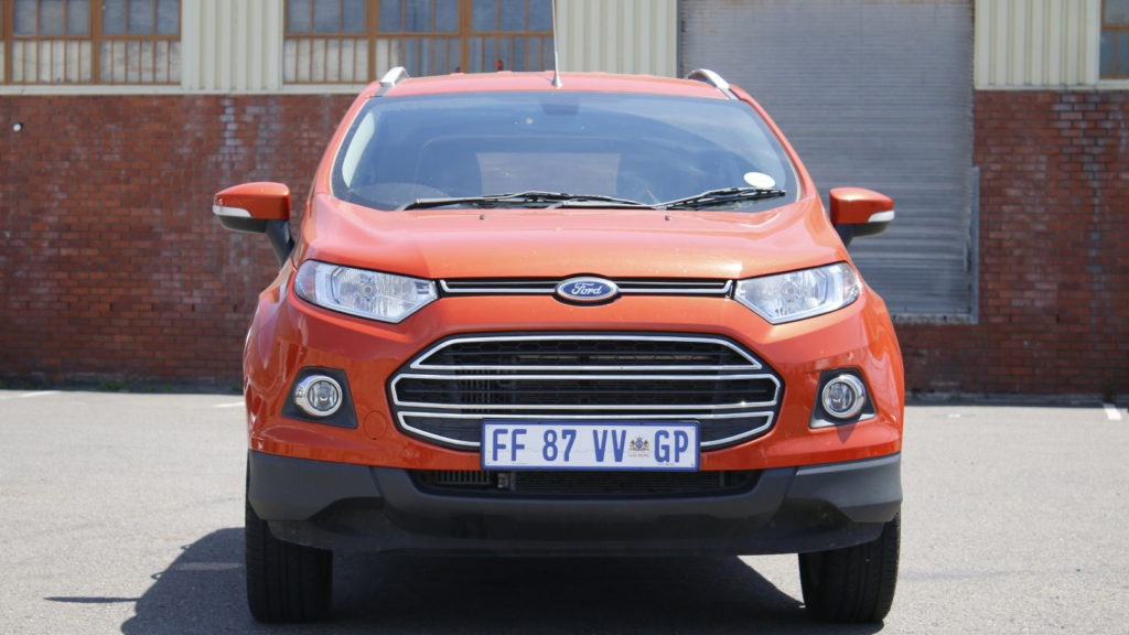 Review Ford Ecosport Titanium Has A Kick If You Wait Motorburn