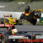 motorsport crashes
