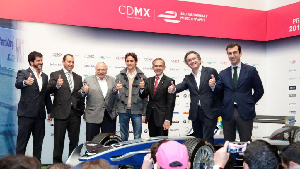 Formula E, Esteban Gutierrez