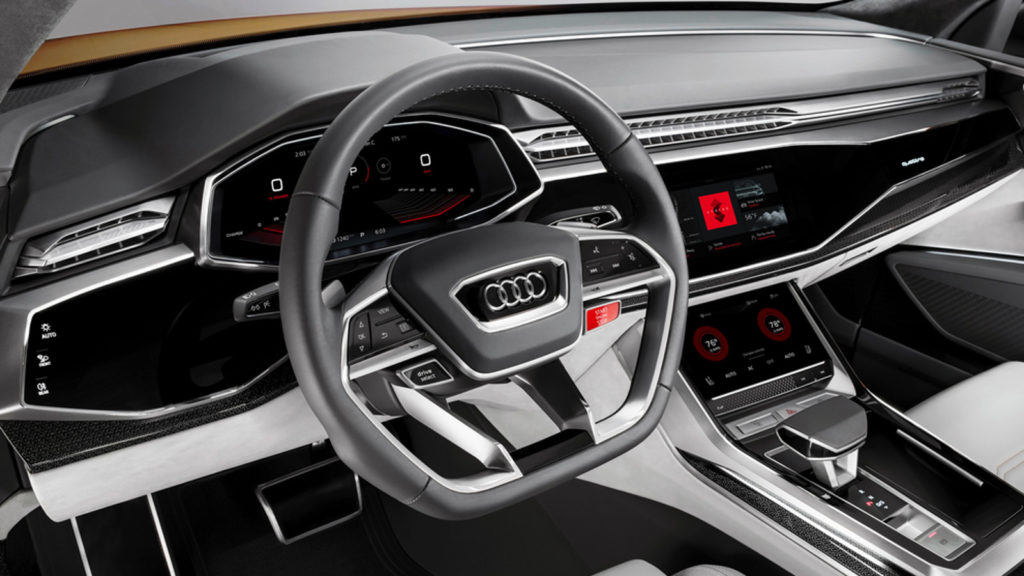 Audi Android concept