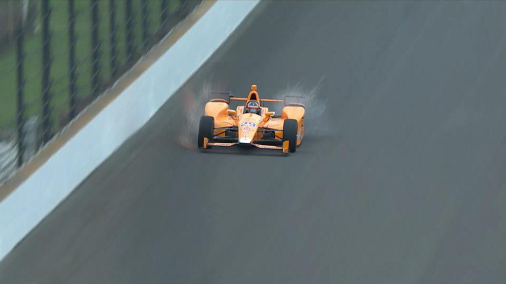 Fernando Alonso, Indycar