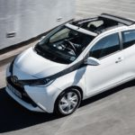 toyota aygo x cite feature