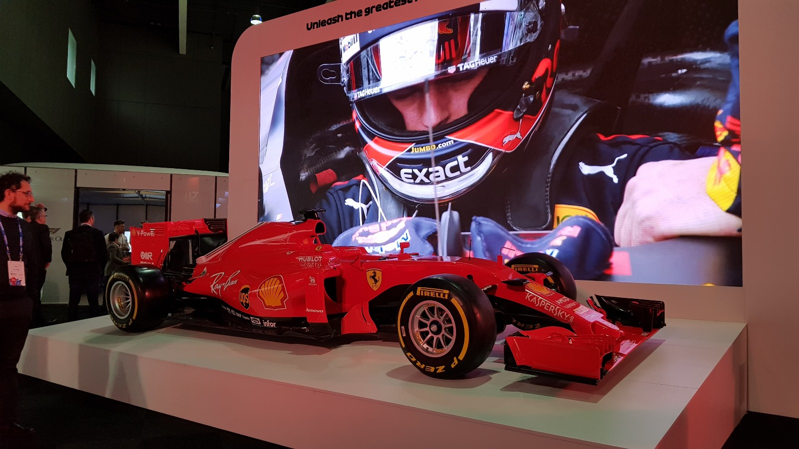 F1 Streaming Service Pegged For H1 2018 Vod Content Motorburn