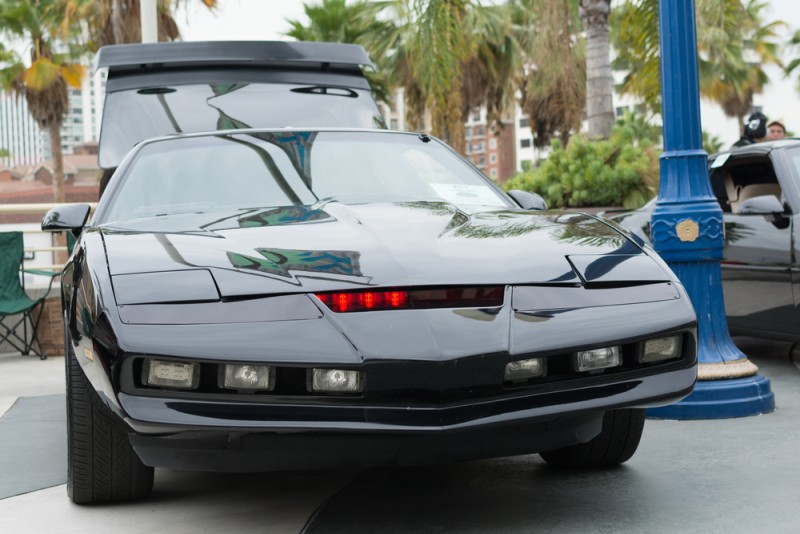 Unbelievable cars we wished existed_Kitt – Knight Rider