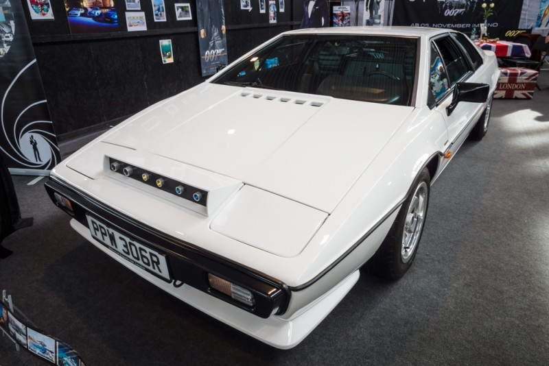 Unbelievable cars we wished existed_Lotus Esprit- James Bond