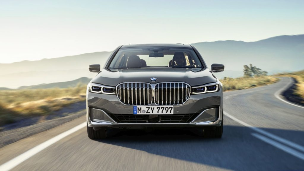 2020 BMW 7 Series south africa
