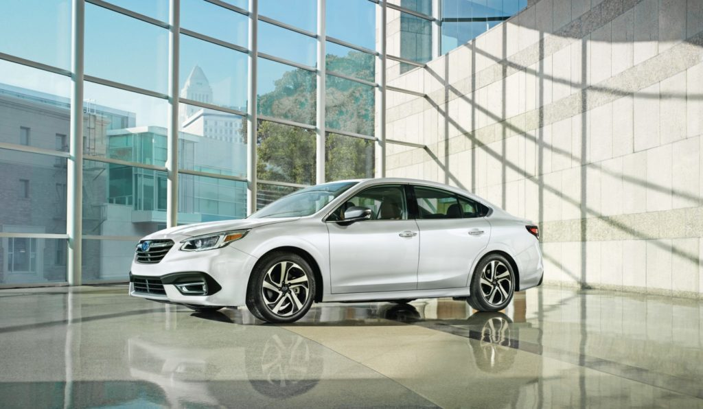 2020 Subaru Legacy 07