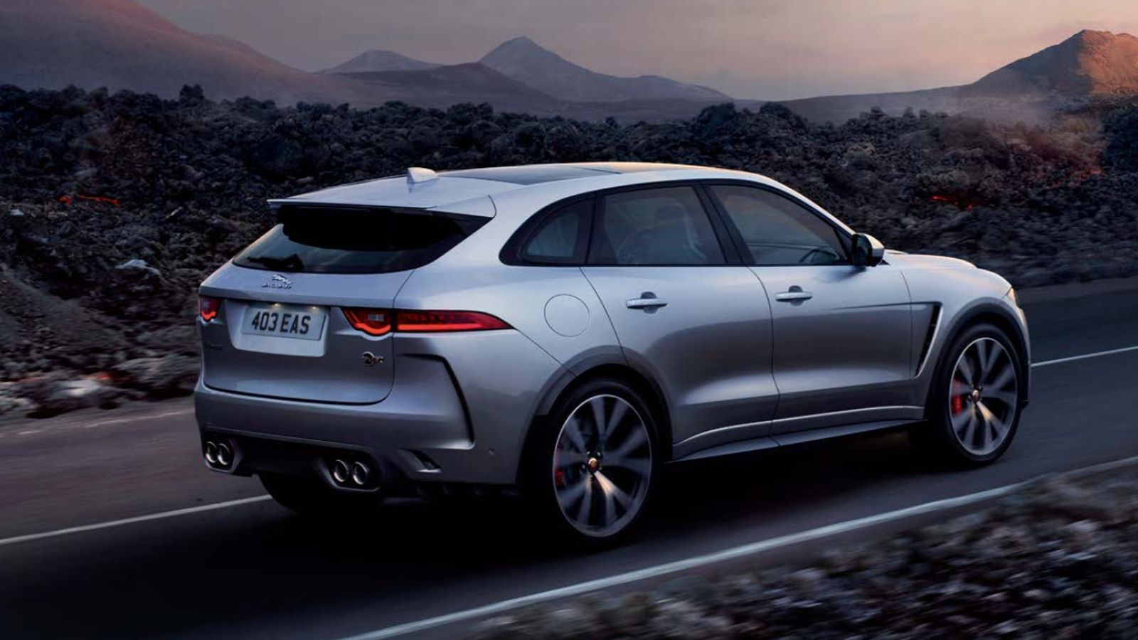 Jaguar S F Pace Svr Is Now Available In South Africa For R1 5m