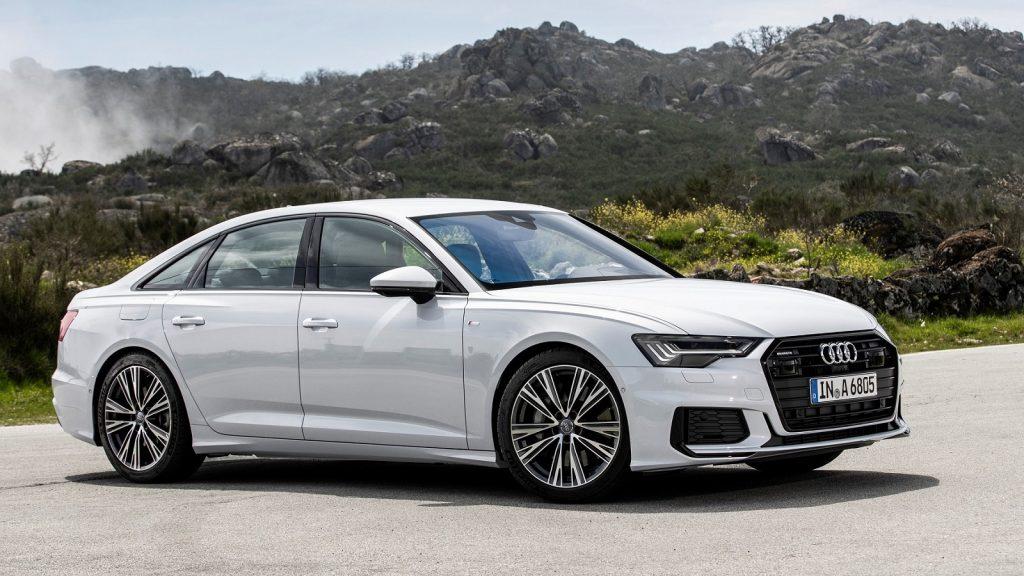 Audi A6 Sedan 2020
