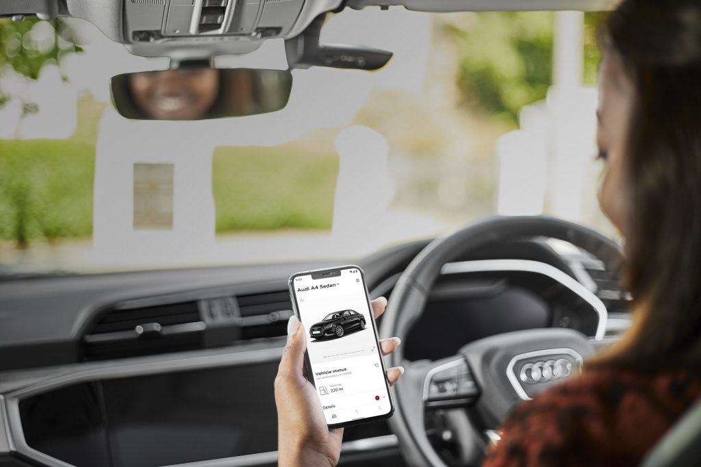 audi connect aftersales