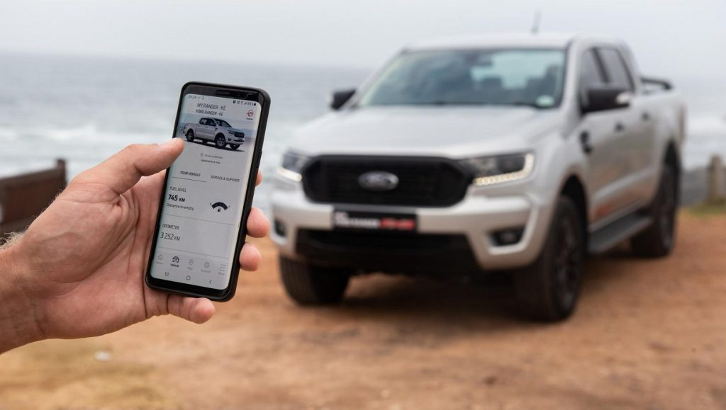 ford fx4 bakkie connect app