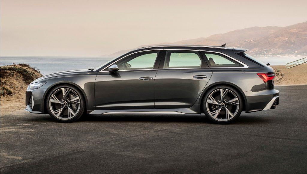 Audi RS 6 Avant south africa