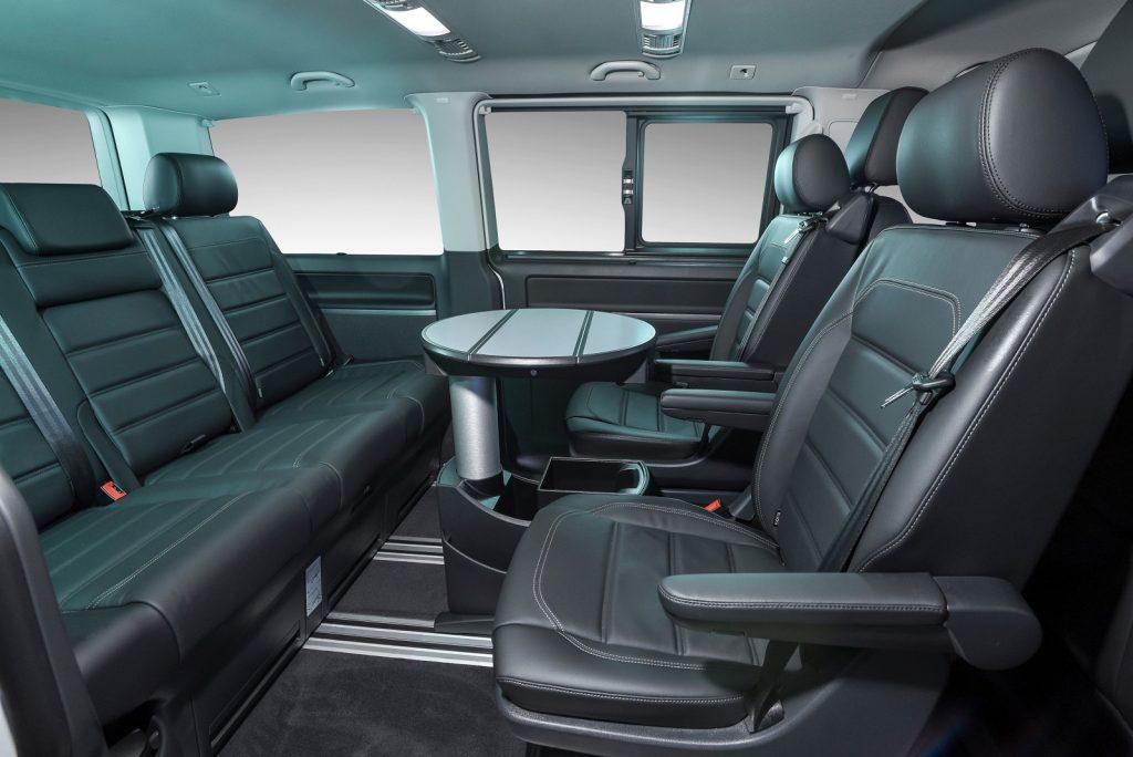 Volkswagen T6.1 Caravelle Interior