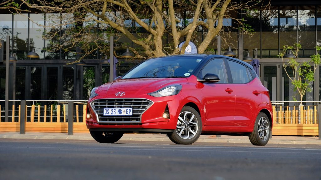 south African Guild of Motoring Journalists South African Car of the Year awards Hyundai Grand i10