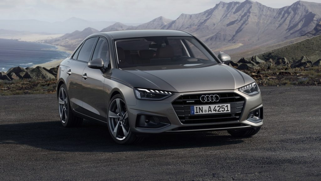 Audi A4 40 TFSI S-Line S Tronic