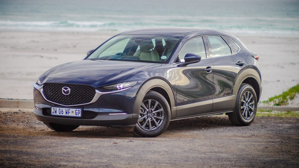 Mazda CX-30 Dynamic South Africa car review SUV crossover