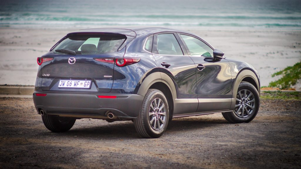 Mazda CX-30 South Africa SUV crossover review Dynamic