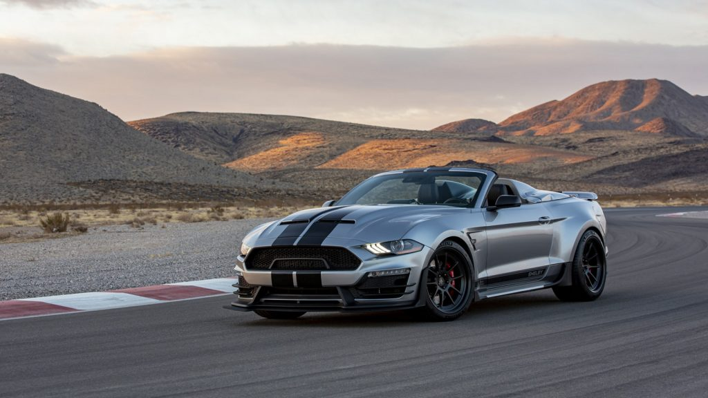 Ford South Africa Shelby Speedster Super Snake Mustang South Africa