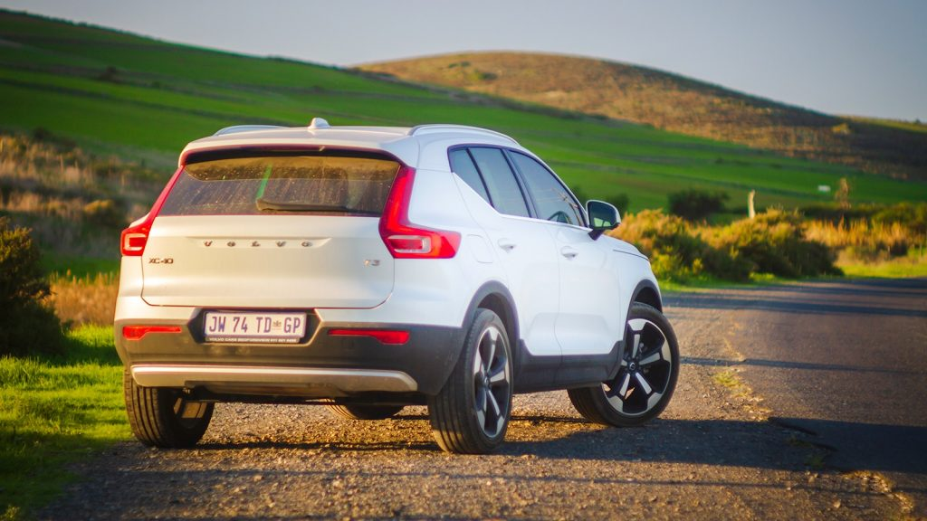 Volvo XC40 T3 Geartronic South Africa car review