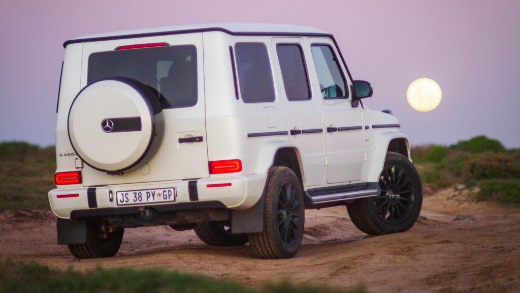 Mercedes Benz G400d G-Class South Africa car SUV review road test