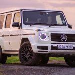 Road test car review Mercedes-Benz G400d G-Class