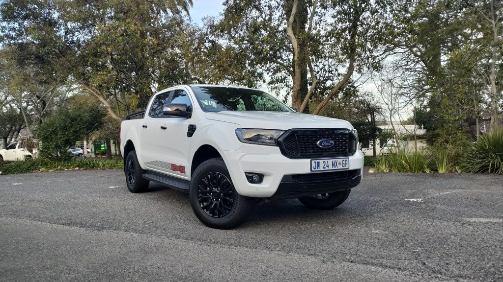 Ford Ranger FX4 4x4 South Africa review