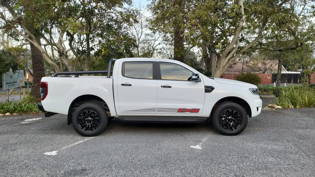 Ford Ranger FX4 South Africa review Double cab